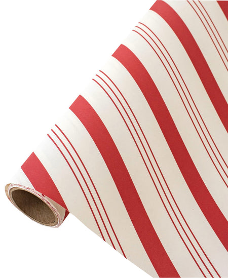 Classic Stripe Runner - Red