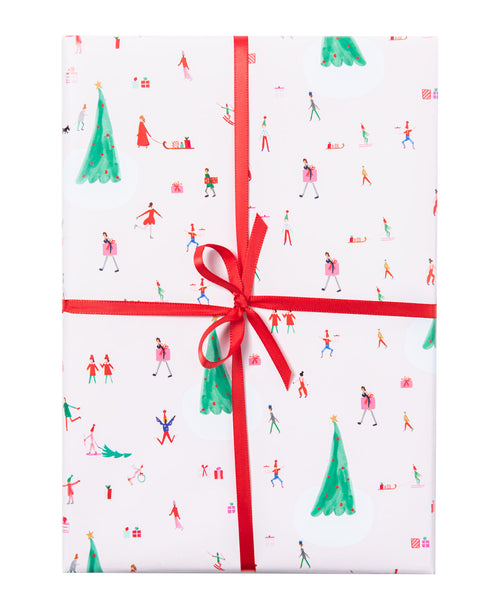 Christmas in Copenhagen Gift Wrap