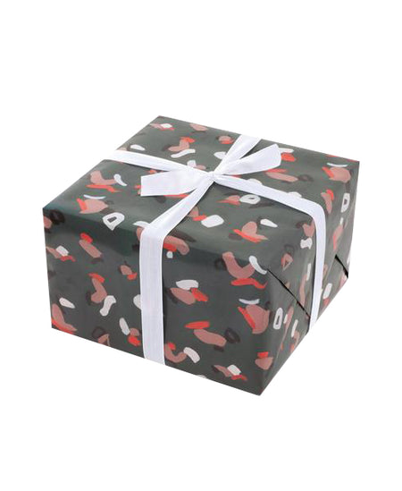 Buffalo Plaid Gift Wrap