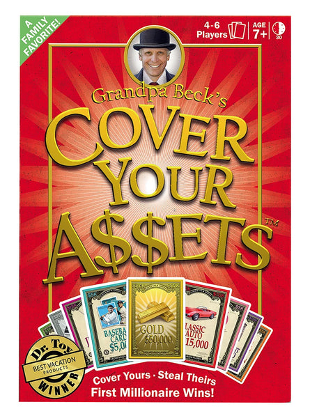 Cover Your Assets Game