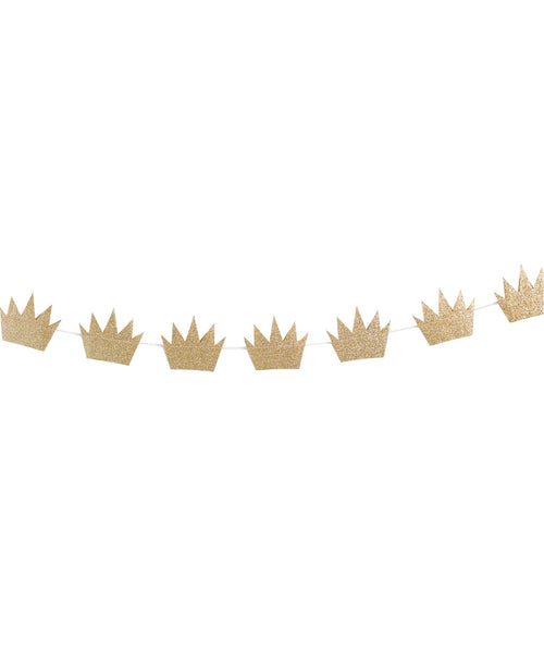 Princess Crown Banner