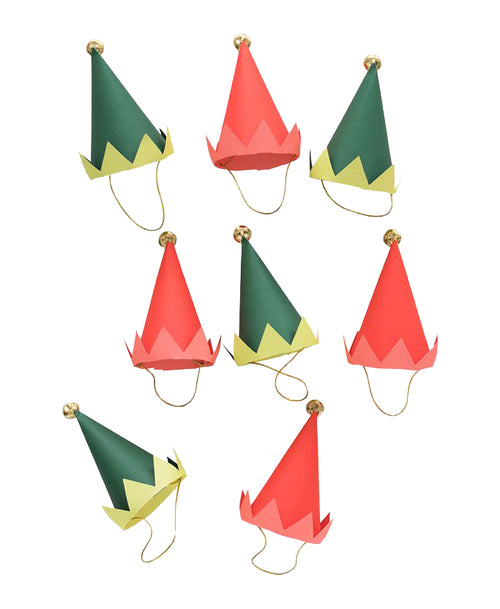 Elf Party Hats