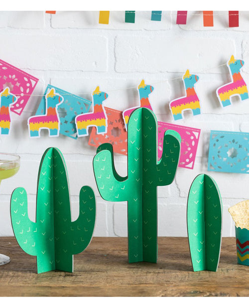 Fiesta Tabletop Decor
