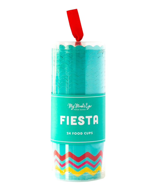 Fiesta Food Cups