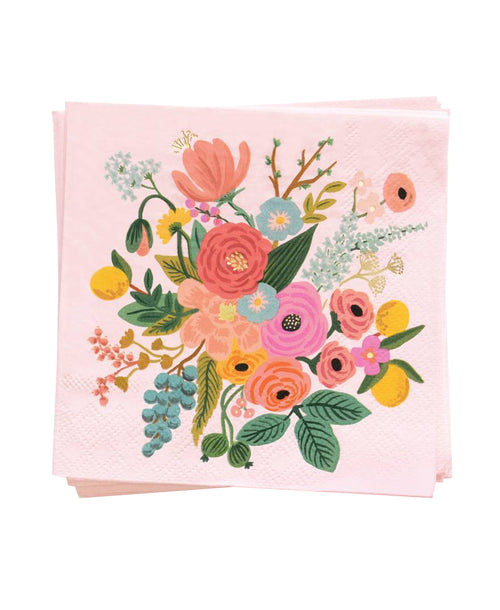 Garden Party Small Napkins