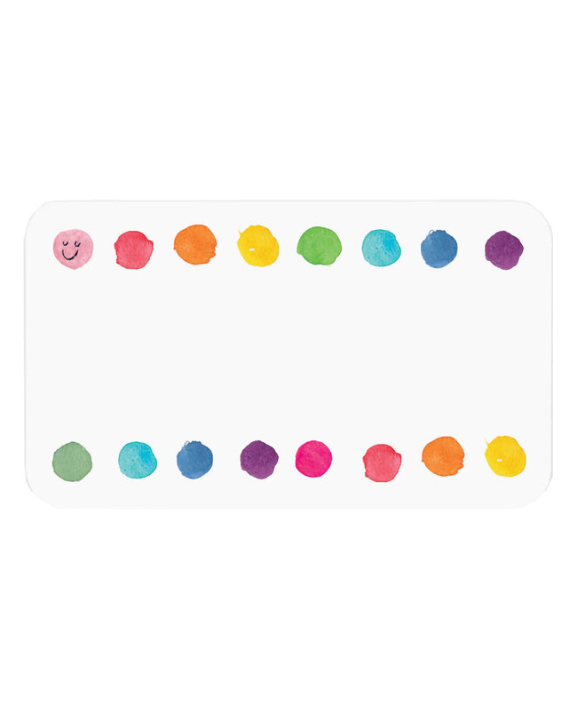 Happy Dots Little Notes Pack