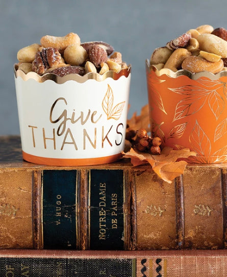 Give Thanks Food Cups