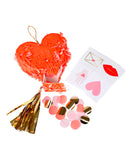 Heart Pinata Favors