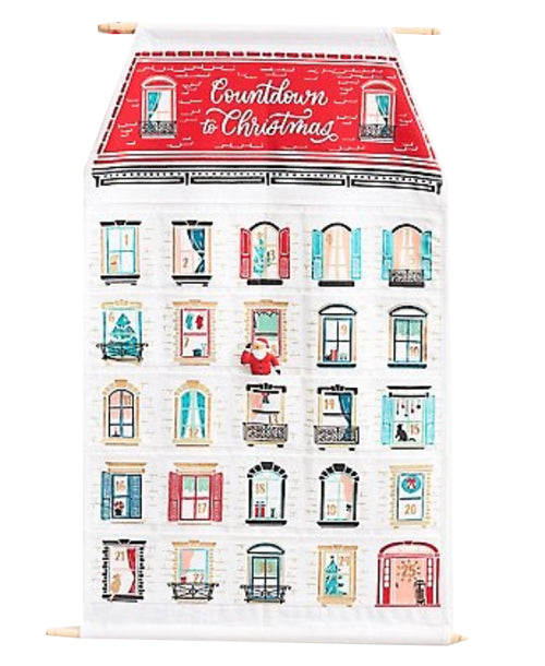 Holiday House Advent Calendar