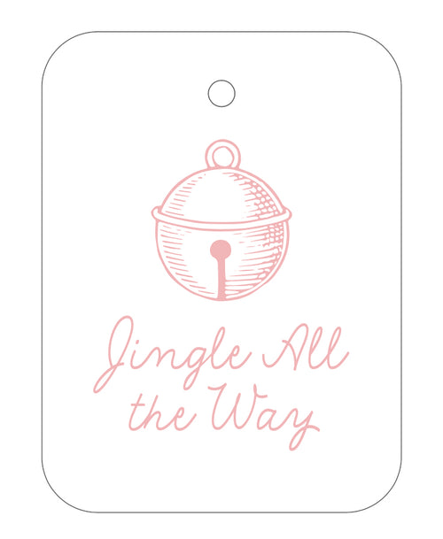 2020 Exclusive - Jingle Bell Gift Tags