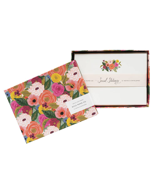 Juliet Rose Stationery