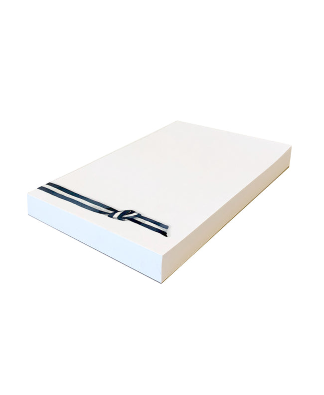 Knotted Notepad