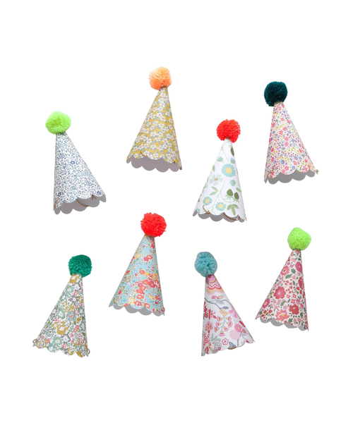 Liberty London Assorted Party Hats