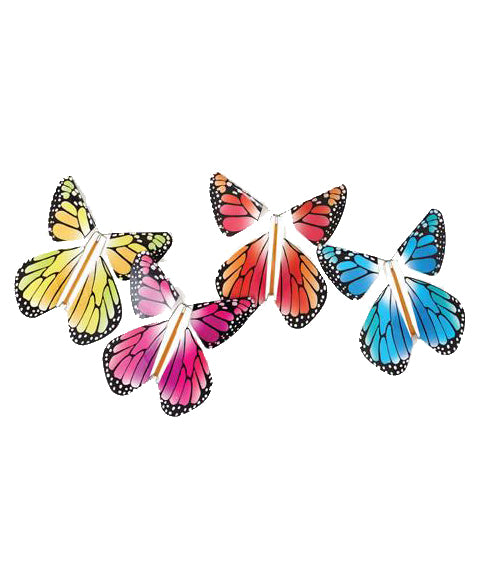 Magic Butterfly Bookmark