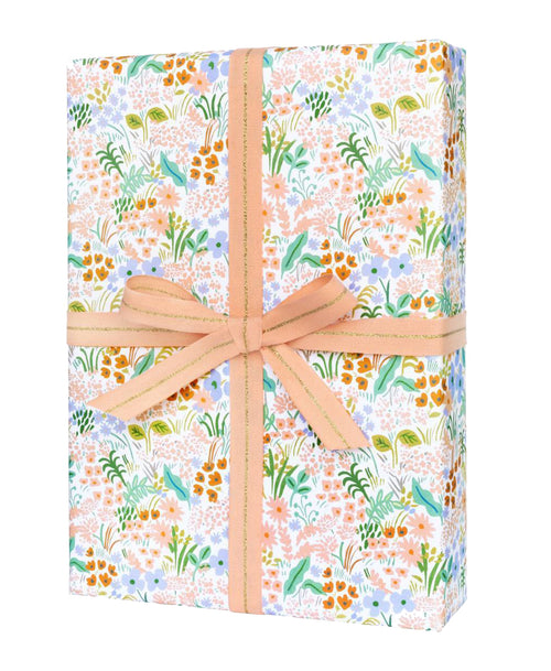 Meadow Pastel Gift Wrap
