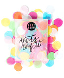 Multicolor Circle Confetti