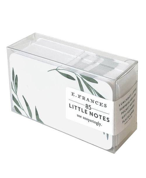 Olive Branches Little Notes Pack