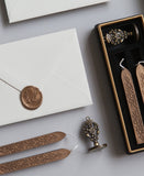 Olive Branch Wax Seal Set
