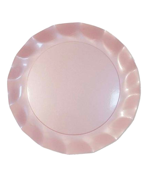 Pearly Pink Pelato Plates