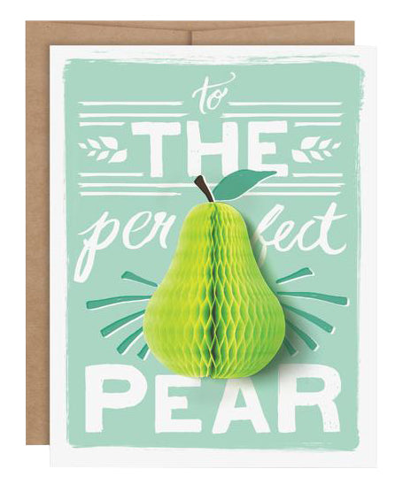 Perfect Pear Pop-Up