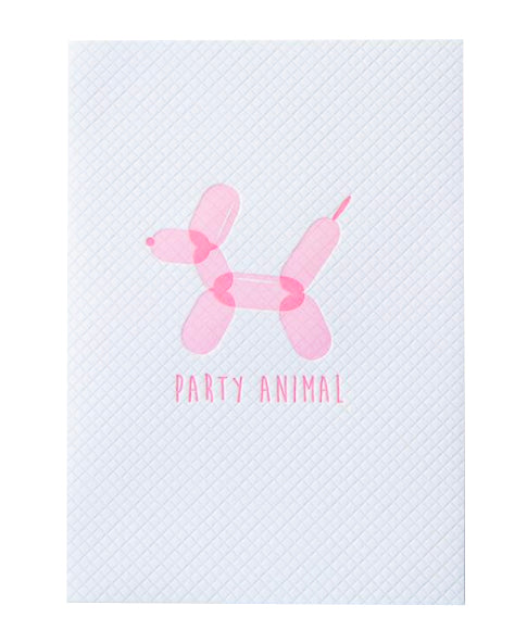 Pink Party Animal