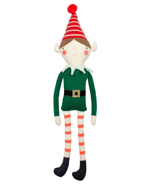 Knitted Elf