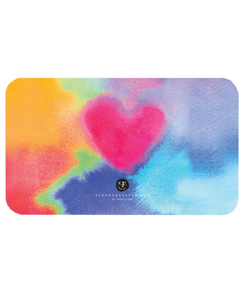 Tie Dye Love Little Notes Pack