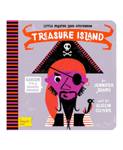 Treasure Island Book