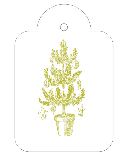 2020 Exclusive - Tree Gift Tags