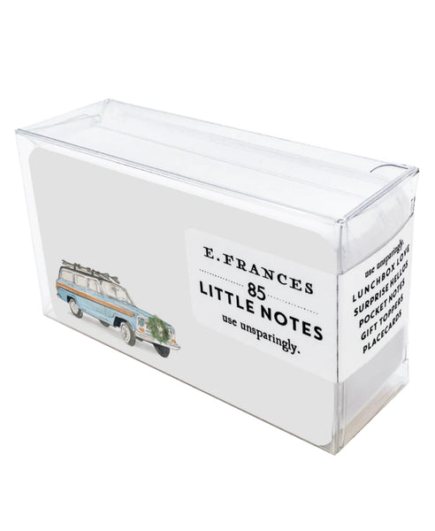 Wagoneer Little Notes Pack