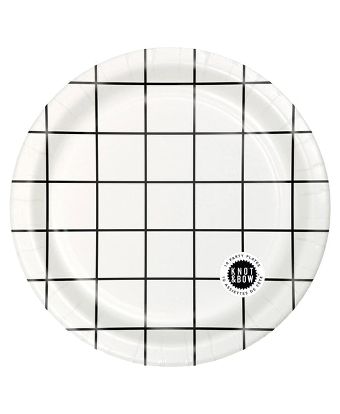 Windowpane Plates