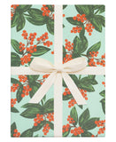 Winterberries Gift Wrap