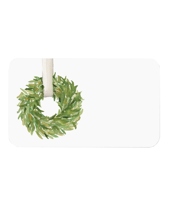 Classic Wreath Little Notes Pack