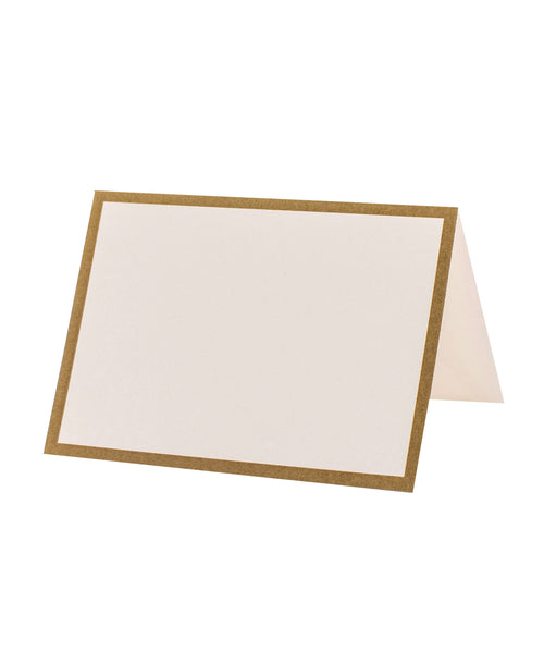 Frame Place Cards - Gold