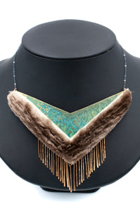 Big bold statement neckpieces