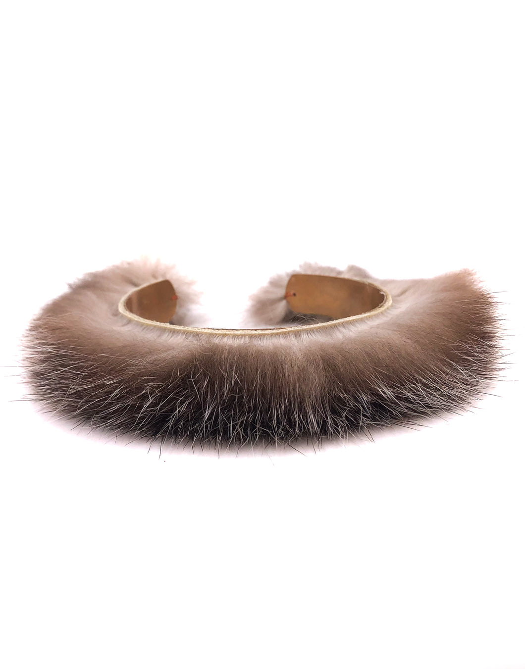 Sea Otter Fur Bracelet