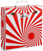 Break Pack - BP3301 - Swirl Red - LP Case