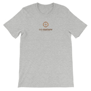 On Nature short sleeve t-shirt
