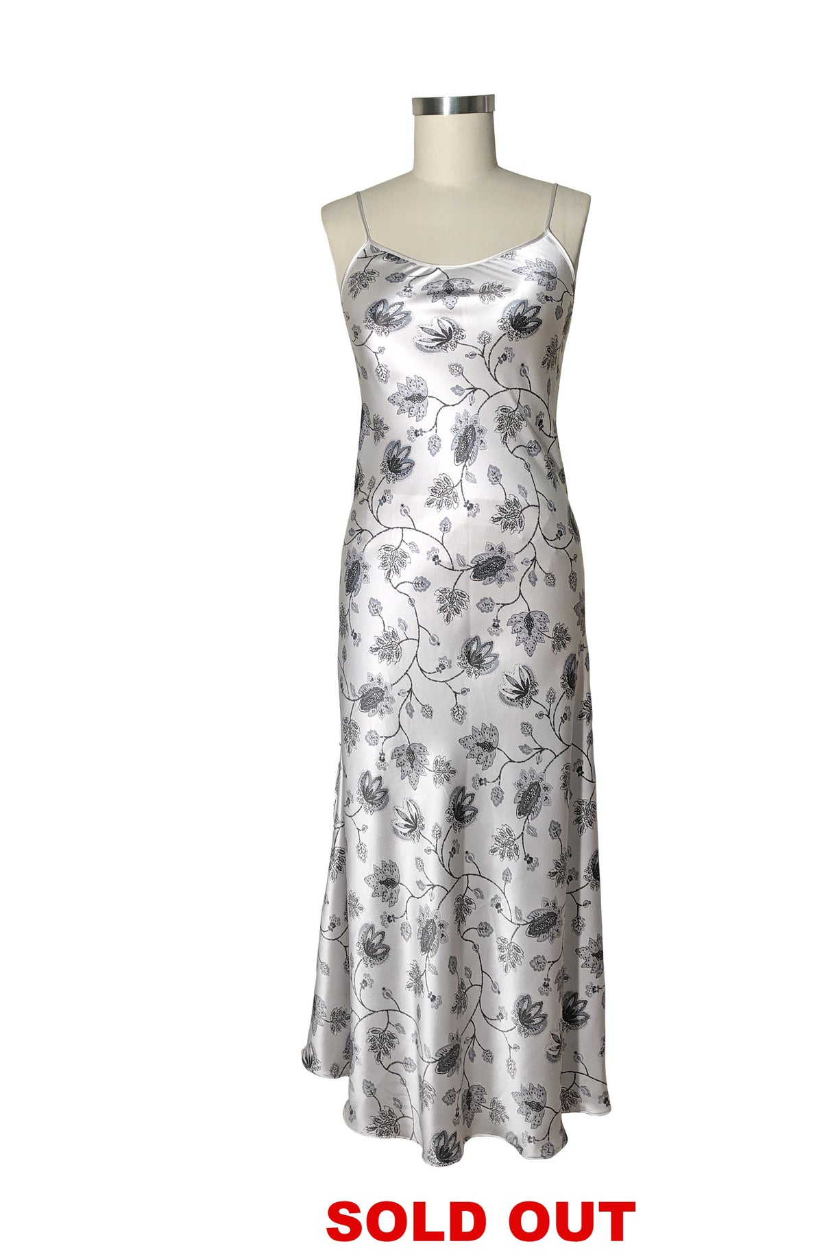 Ella 'Venus' print slip dress LE