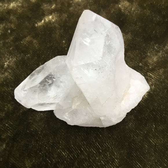 Quartz Twins - Quartz Crystal Points
