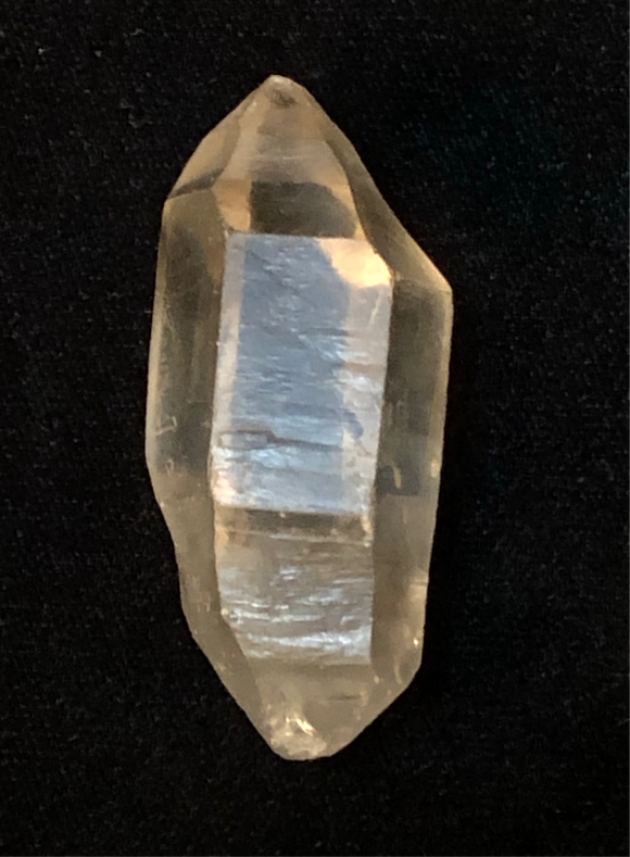 Double Terminated Multiple Phantom Tibetan Quartz Crystal Point