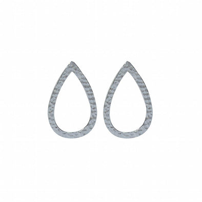 Aura Teardrop Earrings (Small) - Casapuri