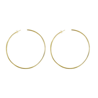 Aura Hoops (Large) - Casapuri