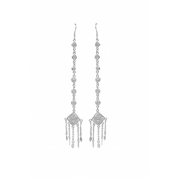 Melati Chandelier Earrings - Casapuri