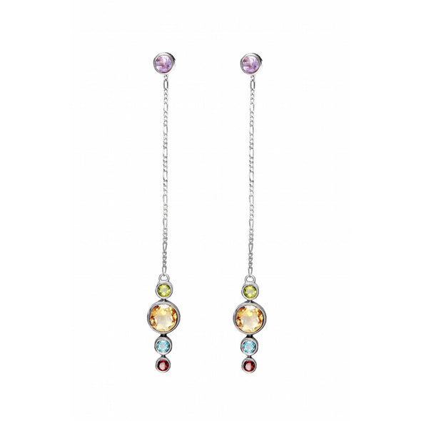KINTAMANI SUNRISE EARRINGS - Casapuri