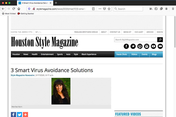 3 Smart Virus Avoidance Solutions