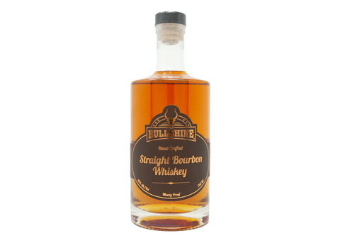 750 ML Straight Bourbon Whiskey