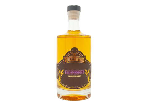 750 ML Elderberry Whiskey
