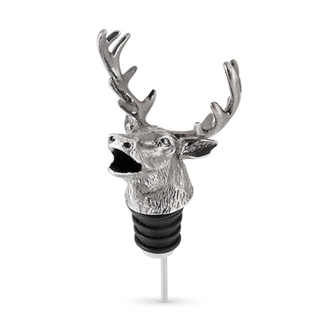 Stag Stopper and Pourer by Foster & Rye
