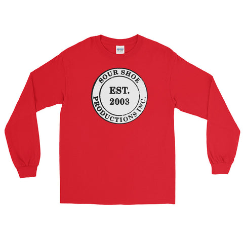 Sour Shoes Classic Stamp Logo Long Sleeve T-Shirt
